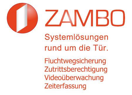 3 D Logo Zambo