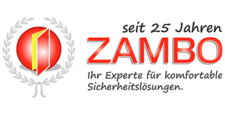 25 Jahre Zambo - Ihr Experte für komfortable Sicherheitslösungen
