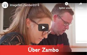 Imagefilm - Über Zambo GmbH